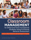 Classroom Management for Gifted and Twice-Exceptional Students Using Functional Behavior Assessment: A Step-By-Step Professional Learning Program for Cover Image