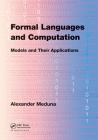 Formal Languages and Computation: Models and Their Applications Cover Image