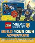 Lego Nexo Knights Build Your Own Adventure Cover Image