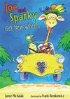 Joe and Sparky Get New Wheels: Candlewick Sparks Cover Image