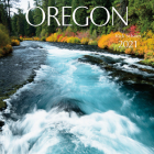 Oregon Wall Calendar 2021 Cover Image