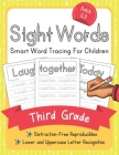 Dolch Third Grade Sight Words: Smart Word Tracing For Children. Distraction-Free Reproducibles for Teachers, Parents and Homeschooling Cover Image