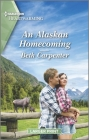 An Alaskan Homecoming: A Clean Romance (Northern Lights Novel #8) Cover Image