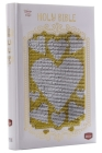 Sequin Sparkle and Change Bible: Silver and Gold NKJV: New King James Version Cover Image