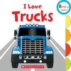 I Love Trucks (Rookie Toddler) Cover Image