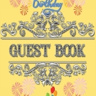 Guest Book for Kids Birthday Party - Happy Birthday! Celebrate Your Special Day with this Birthday Party Guest Book Cover Image