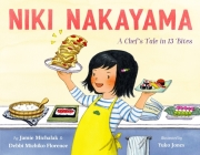 Niki Nakayama: A Chef's Tale in 13 Bites Cover Image