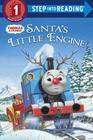 Santa's Little Engine  (Thomas & Friends) (Step into Reading) Cover Image