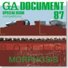 GA Document 87 - Special Issue MORPHOSIS Cover Image