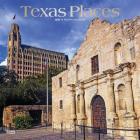 Texas Places 2020 Square Foil Cover Image