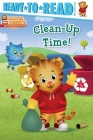 Clean-Up Time! (Daniel Tiger's Neighborhood) Cover Image