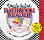 Uncle John's Bathroom Reader Page-A-Day Calendar 2020 Cover Image