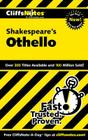 CliffsNotes on Shakespeare's Othello Cover Image