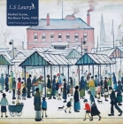 Adult Jigsaw Puzzle L.S. Lowry: Market Scene, Northern Town, 1939: 1000-piece Jigsaw Puzzles Cover Image
