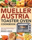 Mueller Austria Toaster Oven Cookbook Cover Image