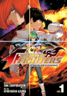 The King of Fighters: A New Beginning Vol. 1 Cover Image