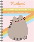 Pusheen 16-Month 2021–2022 Monthly/Weekly Planner Calendar Cover Image