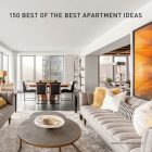 150 Best of the Best Apartment Ideas Cover Image