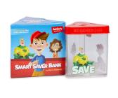 Junior Adventure Bank: Smart Saver Bank (Junior's Adventures) Cover Image
