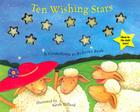 Ten Wishing Stars: A Countdown to Bedtime Book Cover Image