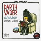 Star Wars Darth Vader and Son 2022 Wall Calendar Cover Image