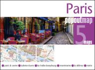 Paris Popout Map Cover Image