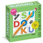 Original Sudoku Page-A-Day Calendar 2021 Cover Image