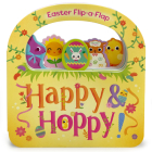 Happy & Hoppy (Flip a Flap) Cover Image