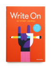 Write On: My Story Journal: A Creative Writing Journal for Kids (Wee Society) Cover Image