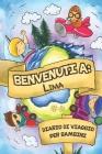 Benvenuti A Lima Diario Di Viaggio Per Bambini: 6x9 Diario di viaggio e di appunti per bambini I Completa e disegna I Con suggerimenti I Regalo perfet Cover Image