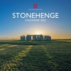 English Heritage: Stonehenge Wall Calendar 2022 (Art Calendar) Cover Image