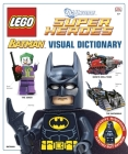 LEGO Batman: Visual Dictionary (LEGO DC Universe Super Heroes) Cover Image