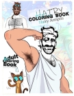 Hairy coloring book: Adult Coloring Book for Relaxation ( Hairy Armpits, hairy chest, beard ) Cover Image