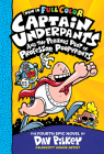 Captain Underpants and the Perilous Plot of Professor Poopypants: Color Edition (Captain Underpants #4) Cover Image