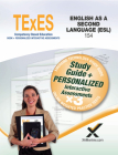 TExES English as a Second Language (ESL) 154 Cover Image