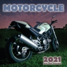 Motorcycle 2021 Mini Wall Calendar Cover Image