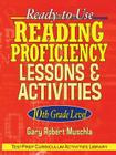 Ready-To-Use Reading Proficiency Lessons & Activities: 10th Grade Level (Testprep Curriculum Activities Library) Cover Image