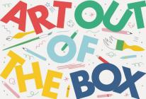 Art Out of the Box: Creativity games for artists of all ages (Fun, creativity drawing game for the whole family! ) Cover Image
