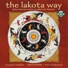 Lakota Way 2022 Wall Calendar: Native American Wisdom on Ethics and Character Cover Image