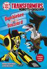 Transformers Robots in Disguise: Bumblebee Versus Scuzzard Cover Image