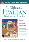 The Ultimate Italian Review and Practice (Uitimate Review & Reference) Cover Image