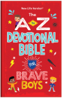 The A to Z Devotional Bible for Brave Boys: New Life Version Cover Image