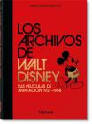 Los Archivos de Walt Disney. Sus Películas de Animación 1921-1968. 40th Ed. Cover Image