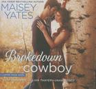 Brokedown Cowboy Lib/E (Copper Ridge Novels #2) Cover Image