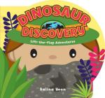 Dinosaur Discovery (Lift-The-Flap Adventures) Cover Image