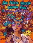 The Trippy Hippie Coloring Book - The Stress Relieving Coloring Book For Adults Cover Image