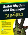 Guitar Rhythm and Techniques for Dummies Cover Image