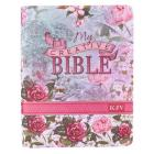 My Creative Bible KJV: Silken Flexcover Bible for Creative Journaling Cover Image