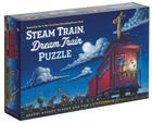 Steam Train, Dream Train Puzzle Cover Image