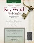 Hebrew-Greek Key Word Study Bible-NASB Cover Image